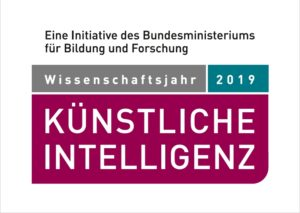 "Munich Embassy is partner of the German federal Ministry for Education and Research's Science Year ""Artificial Intelligence"""